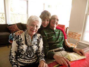 LtoR:  Mom, Maryann, Dad