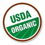 usda_organic_round_car_magnet