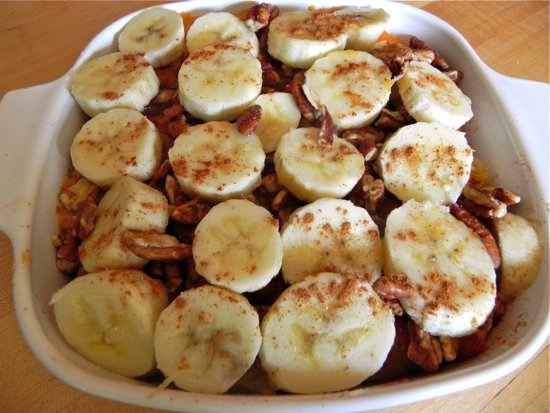 Sweet Potato Medley with Pineapple & Pecans
