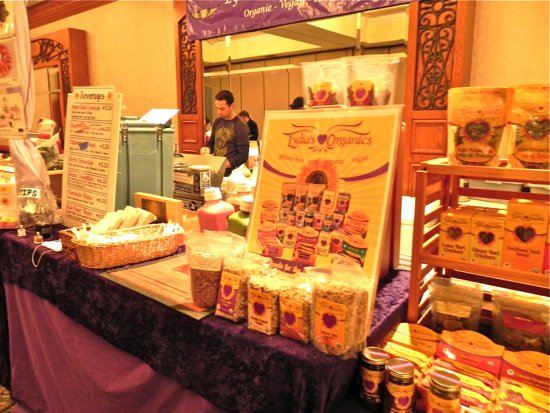 More Exhibitor Booths