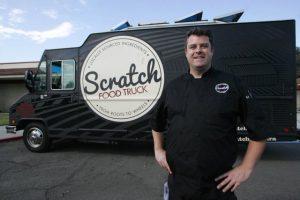 Chef Tim Kilcoyne