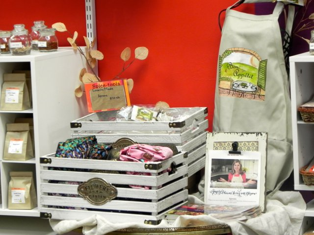 Simply Delicious PRODUCTS now sold at Spice-Topia in Ventura