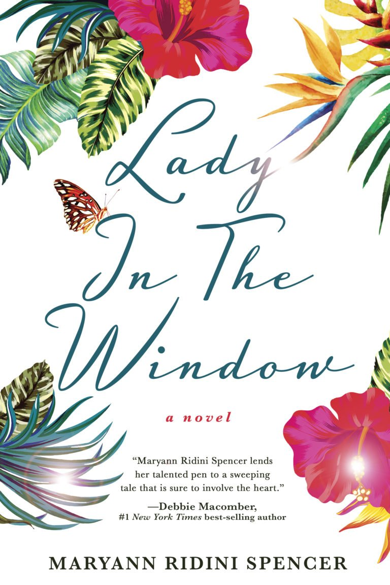 "Maryann's new novel ""Lady in the Window"" (SelectBooks)"