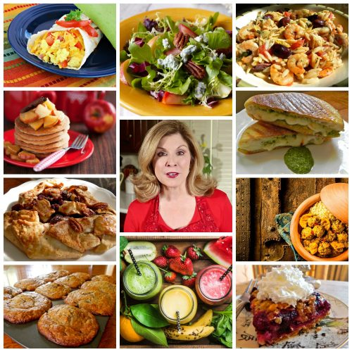 Maryann's Award-Winning Simply Delicious Living Blog — Recipes for Body, Mind & Spirit