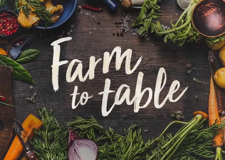Farm To Table Whats In Season Maryann Ridini Spencer - Farm to table near me