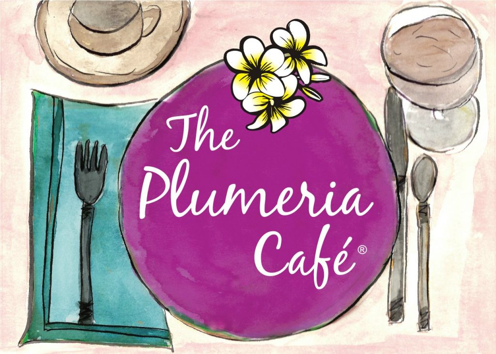 The Plumeria Café® – Maryann Ridini Spencer