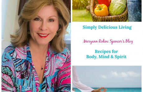Simply Delicious Living: Maryann's Award-Winning Blog