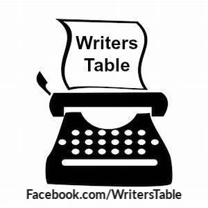 Join Maryann at the Writer's Table