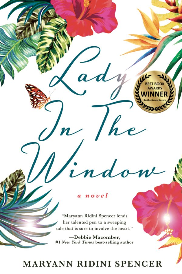 """Lady in the Window"" WINS Best Book"