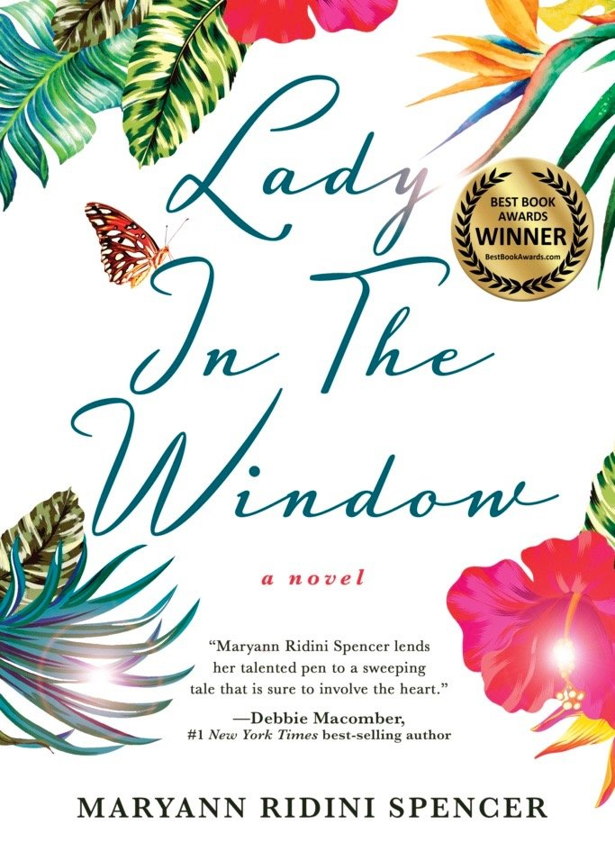 "Best Book Award Winner ""Lady in the Window"""
