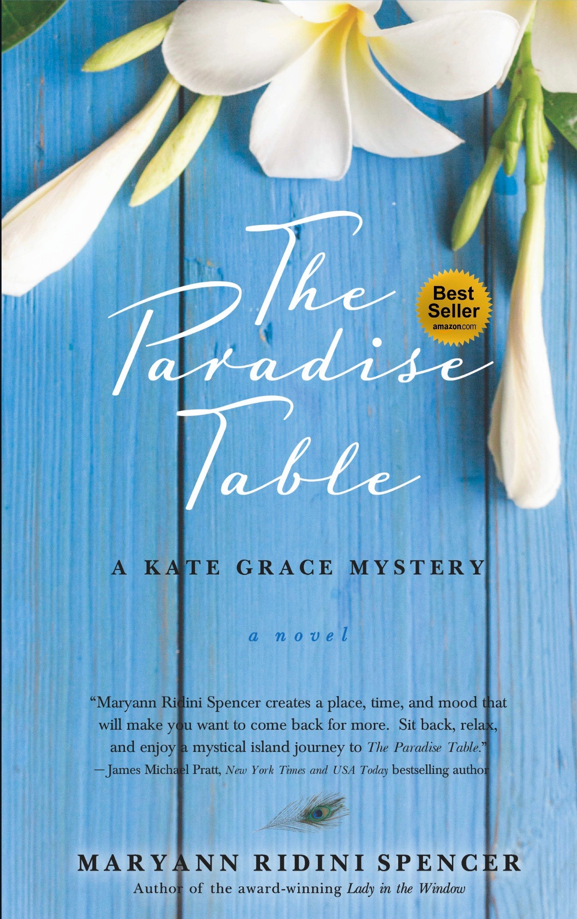 The Paradise Table – An Amazon Best Seller