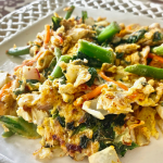 Social Distance & Spice up your morning Simple Spicy Scramble