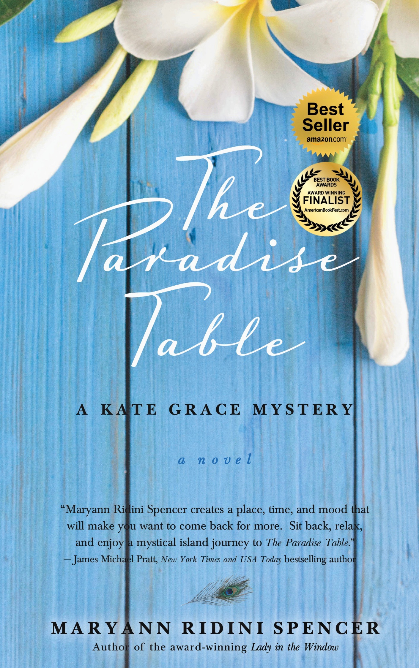 An AMAZON Best Seller: The Paradise Table